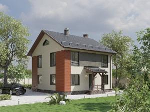 Проект дома № 051.01