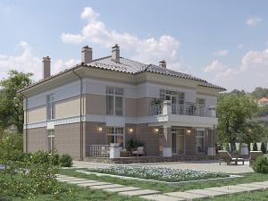 Проект дома № 057.01